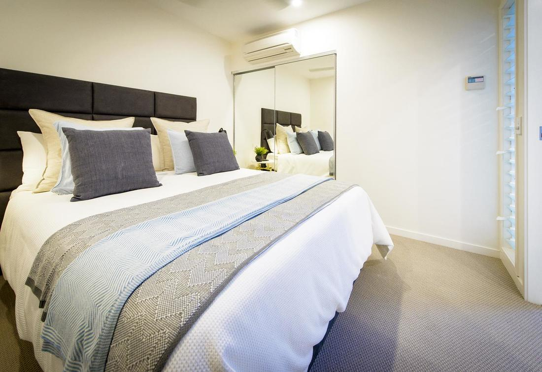 Two Bedroom Apartment at Alcyone Hotel Residences in Brisbane